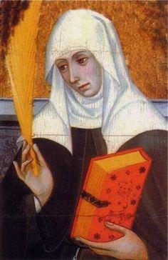 Santos, Beatos, Veneráveis e Servos de Deus: Beata Delfina de Provença, Esposa, Viúva e Terciár...