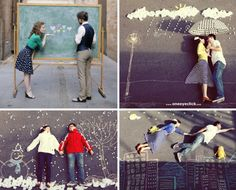 5 Creative and Cute Engagement Photo Trends