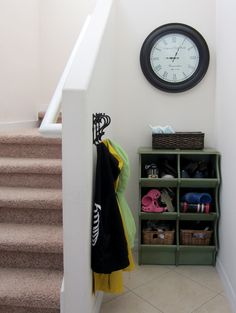 For The House On Pinterest Pallet Wall Art Shoe Storage