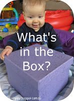 Baby Play: What's in the Box?
