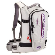 Ortovox Free Rider 22 Backpack (For Women) Merino White -- More infor at the link of image  : Hiking backpack