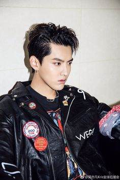 Discovered by No name. Find images and videos about kpop, exo and music on We Heart It - the app to get lost in what you love. Kris Wu, Shinee, Taemin, Rapper, Korean Boy, Wu Yi Fan, Kim Minseok, Baekhyun Chanyeol, Bts And Exo