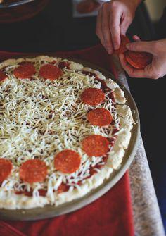 Gluten Free Pizza Crust | Minimalist Baker Recipes