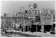 South Nevada Ave, February 1965
