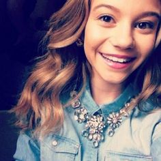 Photo Shoot Time For G Hannelius May 8, 2013