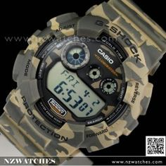 Casio G-SHOCK Military Camouflage X-Large Sport Watch GD-X6900CM-5 ... 698e15f5d0
