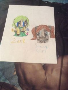Zack and Sunny Girl by Kaylee Alexis