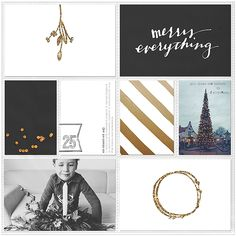 Merry Everything - Scrapbook.com