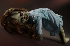 The Exorcist Living Dead Doll Hi there! Any fan of Living Dead Dolls here? A few months ago Mezco Toyz announced than an Ex. Heavy Metal, The Exorcist 1973, Terrifying Stories, Newest Horror Movies, Linda Blair, Max Von Sydow, Living Dead Dolls, Punk, Wild Hair