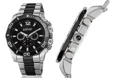 August Steiner Men's Multifunction Bracelet Watch - 4 Styles! deal in Women's Watches Get an August Steiner men's watch.  In one of four stunning styles.  Each one featuring cutting-edge Swizz quartz multifunction movement.  As well as subdials which display the day, date, and time of day in GMT.  And an engraved minute tracker.  Treat yourself or the man in your life! BUY NOW for just...