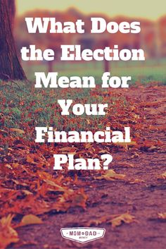 If you're feeling unsafe after the election, here are some financial moves you can make to give yourself options via @momanddadmoney