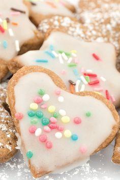 Ricetta per biscotti glassati della Nonna