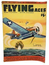 Flying Aces October 1942