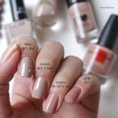 Swatch p2 cute girl p2 nagellack nailpolish pinterest nagelschere nageldesign und - Nageldesign braun beige ...