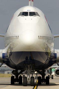 Toutes les tailles | British Airways Boeing 747-400 G-BNLS | Flickr: partage de photos!