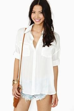 Dreaming Of Summer Blouse