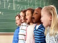 Elementary music class activities for substitute teachers All About Me Preschool Theme, Preschool Songs, Kids Songs, All About Me Activities For Toddlers, All About Me Crafts, Preschool Themes, Elementary Choir, L Intelligence, Substitute Teacher