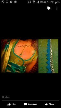 Saree Blouse Neck Designs, Saree Blouse Patterns, Designer Blouse Patterns, Bridal Blouse Designs, Pattern Blouses For Sarees, South Indian Blouse Designs, Traditional Blouse Designs, Simple Blouse Designs, Couture