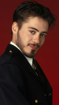 Downey Jr young