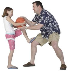 Father Daughter Party Game Ideas