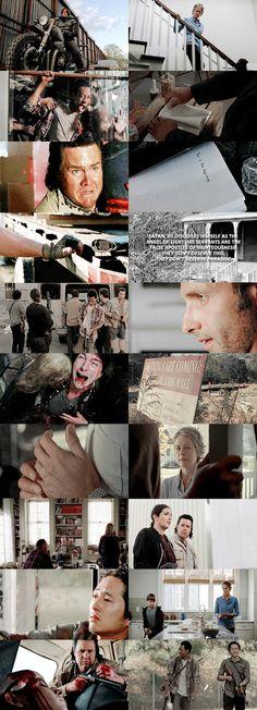 """The Walking Dead 5x14 """"Spend"""""""