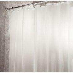 InterDesign PEVA Shower Liner