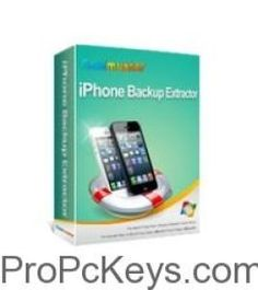 iPhone Backup Extractor 7.4.1.1469 Key