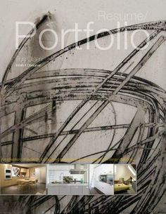 interior architecture design portfolio sample by abhishek patel