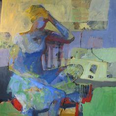 Red Chair, Melinda Cootsona