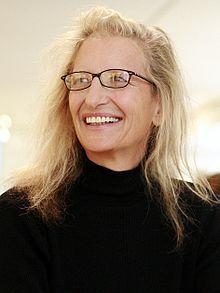 Annie Leibovitz en 2008