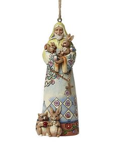 Another great find on #zulily! St. Francis Hanging Ornament #zulilyfinds