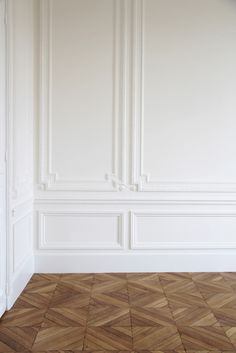 Design Inspiration: Decorative Molding || Glitter, Inc.