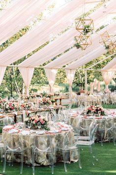 Spring Wedding Inspiration Contemporary Tented Wedding In Blush Palette Accented With Metallics backyard wedding Accented backyard wedding reception tent Blush Contemporary Inspiration Metallics Palette Spring Tented Wedding Wedding Ceremony Ideas, Outdoor Wedding Decorations, Wedding Themes, Wedding Events, Wedding Locations, Blush Wedding Reception, Outdoor Tent Wedding, Wedding Draping, Wedding Aisles