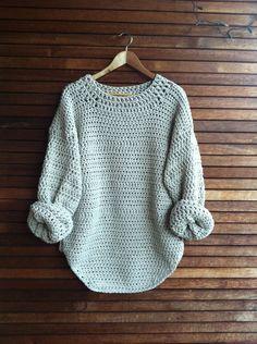 LoveBird Collective | Products Jumper Knitting Pattern, Jumper Patterns, Jacket Pattern, Love Crochet, Crochet Baby, Knit Crochet, Diy Fashion Projects, Sweater Design, Crochet Designs