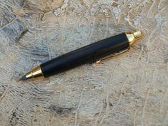 Stiftblyant i ibenholt