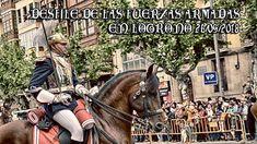 Desfile completo de las Fuerzas Armadas en Logroño 26-05-2018 Horses, World, Videos, Youtube, Animals, Armed Forces, Animales, Animaux, Animal