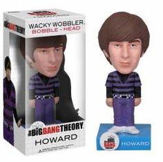 Big Bang Theory Howard Bobblehead