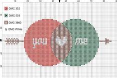 awsome cross stitch pattern by ThuHaDesign