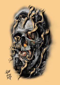 Skull Morph