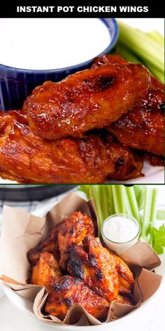 These are the best instant pot chicken wings, covered in a delicious BBQ sauce and cooked to a crispy perfection! The best part about cooking meat in an instant pot is that you can use frozen or thawed meat. I can't tell you the number of times I have for Best Instant Pot Recipe, Instant Recipes, Instant Pot Dinner Recipes, Instant Pot Wings Recipe, Instant Pot Pressure Cooker, Pressure Cooker Recipes, Pressure Cooker Chicken Wings, Soup Recipes, Healthy Recipes