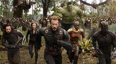 "6 Likes, 1 Comments - Shotvision (@theshotvision) on Instagram: ""#Moviepromotion via- Marvel studios How many are waiting for Avengers infinity war??????…"""