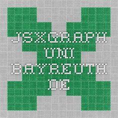 jsxgraph.uni-bayreuth.de