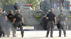 TEK Hungarian Border Special Forces Army, Strong Arms, Army Soldier, Armed Forces, Cops, Hungary, Police, Law, Military
