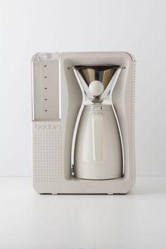Bistro Brew Coffee Maker - Anthropologie.com