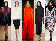 New York Fashion Week has arrived and the first day of shows did not, we repeat, did not disappoint.