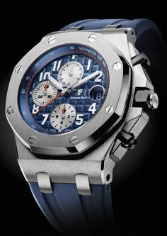 "Audemars Piguet Royal Oak Offshore Chronograph ""Navi"""