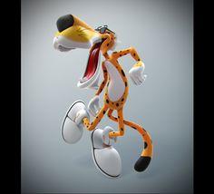 Cheetos Mascot
