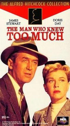 El señor de los bloguiños: El hombre que sabía demasiado (1956) de Alfred Hit...
