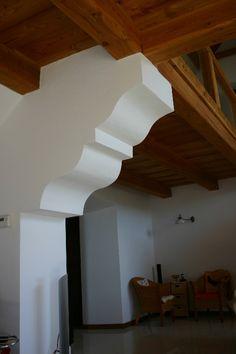 Dörgicse - tervező: Mérmű Építész Stúdió Stairs, Home Decor, Stairway, Decoration Home, Room Decor, Staircases, Home Interior Design, Ladders, Home Decoration