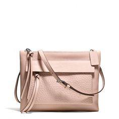 The Bleecker Felicia Crossbody In Leather from Coach